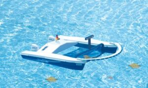 Skimmers automáticos para piscinas