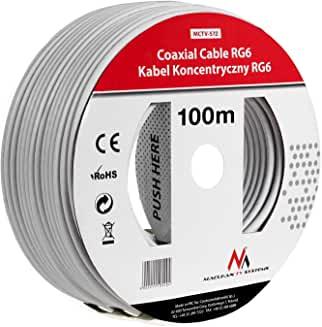 latiguillo de 20mts Cable de Red Ethernet RJ45 Cat.5e UTP AWG24 NanoCable 10.20.0120 Gris