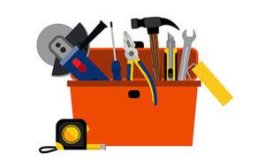 Tipos de cajas de herramientas
