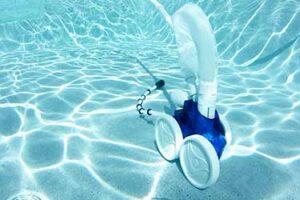 Limpiafondos automáticos de piscinas